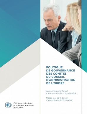 Page Couverture Pol Gouvernance Comites Ca V20210331