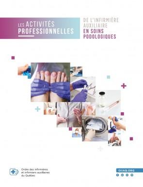 Couverture Activites Prof  Soins Podologiques