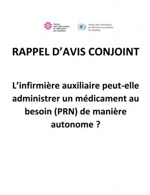 Prn Avis Conjoint