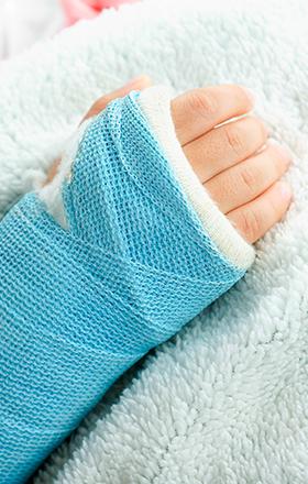 Activités professionnelles qui peuvent être exercées en orthopédie (immobilisations plâtrées)