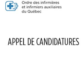 Gabarit Appel De Candidatures Actualites Web