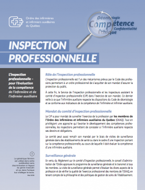 Depliant Inspection Pro