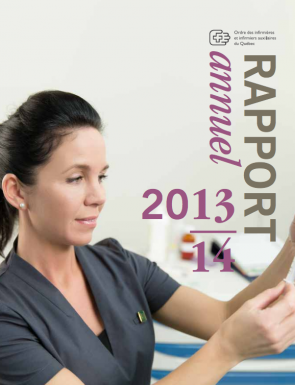 Rapport Annuel2013 2014
